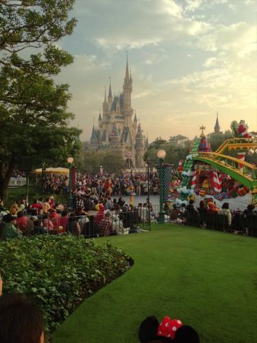 一時帰国中に行きたい東京ディズニーランド