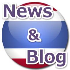 最新のタイに関するニュースやブログを読もう