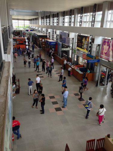 ワットタイ国際空港-搭乗記-エアアジア-タイ・バンコクからラオス・ビエンチャン-直行便